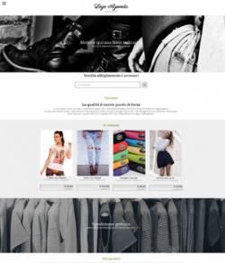 Abbigliamento e Accessori anche ecommerce Mod. 10005