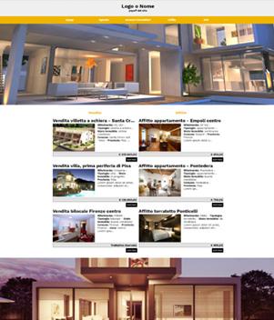 sito web agenzia immobiliare livorno