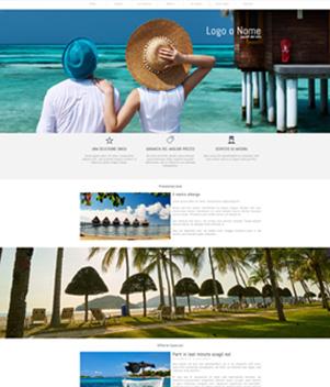 sito web albergo mod. 10039