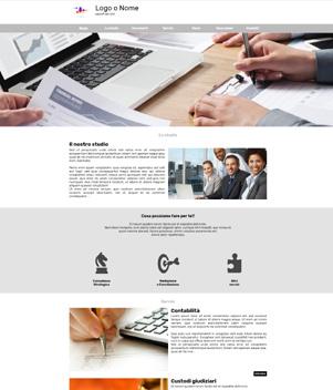 sito web per commercialisti mod. 10022