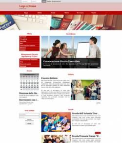 sito web istituto scolatico mod 10020