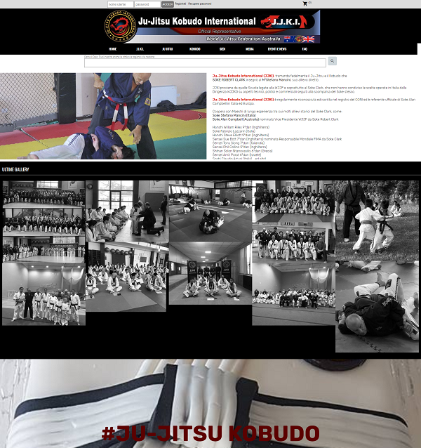 sito per ju-jitsiu www.jjki.net