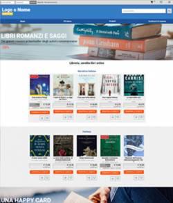 sito web libreria