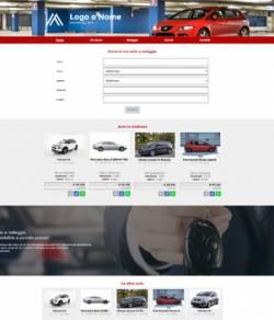 sito web noleggio auto mod 10102