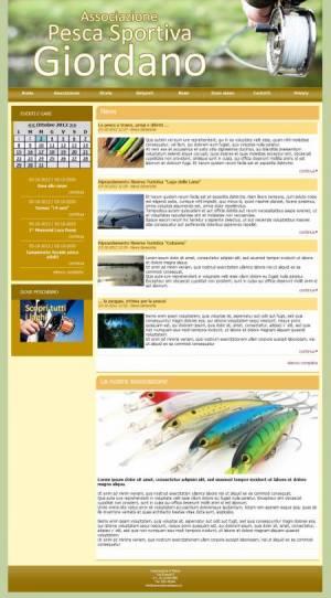sitop per associazione pesca sportiva template