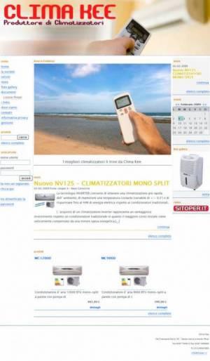 sito web climatizzatori