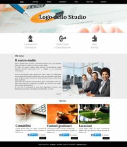 sito commercialisti template 10023