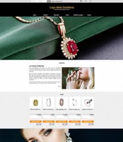 sito web per gioielleria 10079