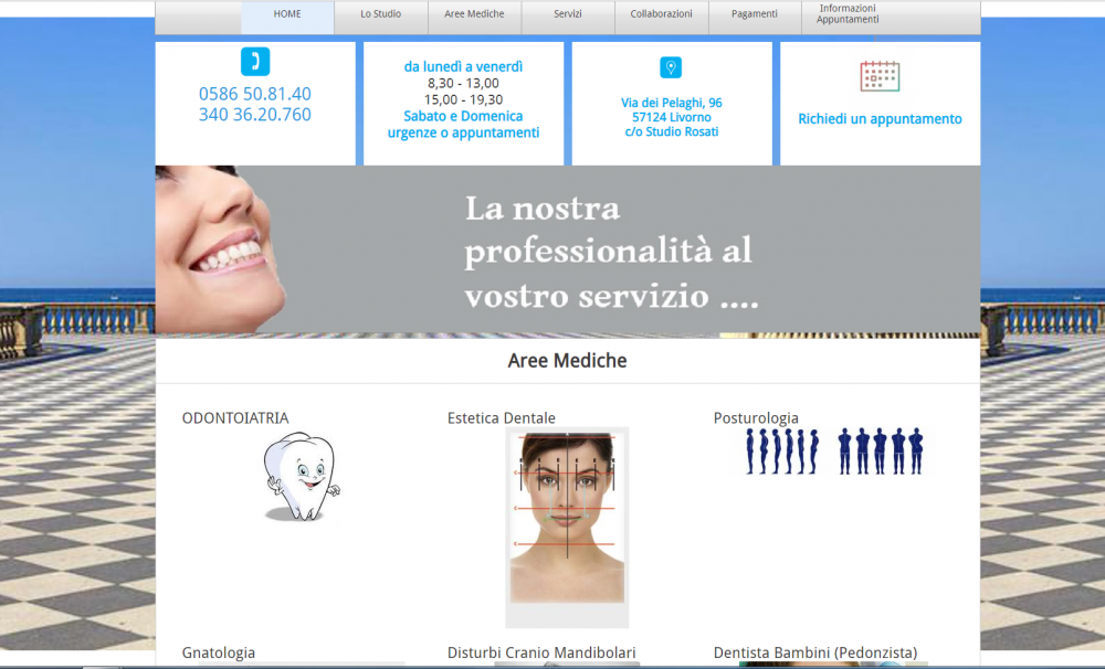 studio dentistico Tassi dopo restyling