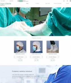 Vendita Prodotti MedicaliMod. 10114
